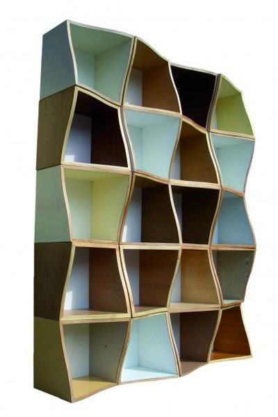 Come realizzare una libreria questioni di arredamento for Librerie piccole dimensioni