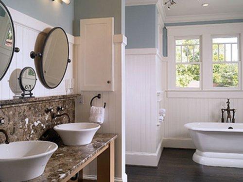 Bagno accogliente e funzionale ecco come realizzarlo questioni di arredamento - Rifare il bagno da soli ...
