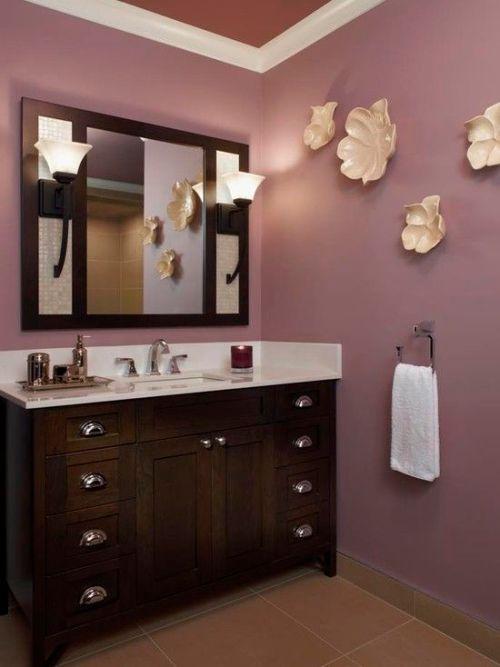8 idee per arredare il bagno in modo originale - Arredare casa in modo originale ...