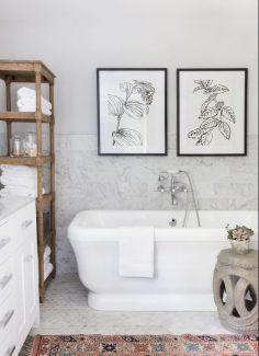 8 idee per arredare il bagno in modo originale for Armadi per il bagno