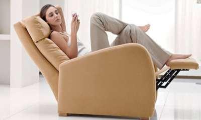Poltrona Relax – non solo per anziani.