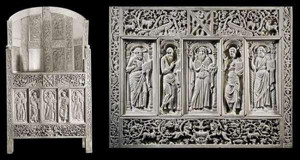 L'arredamento nel Medioevo – periodo Bizantino e Romanico.