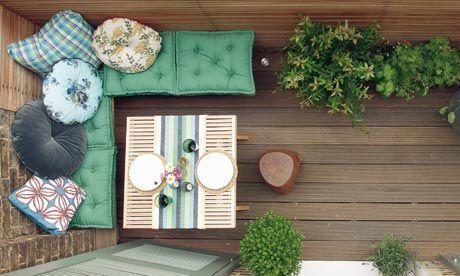 come arredare il balcone di casa. - questioni di arredamento - Idee Arredamento Balcone