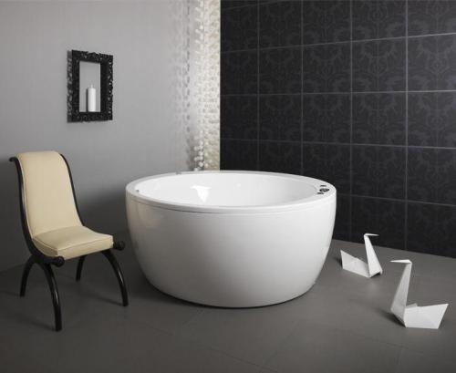 Vasche Da Bagno Di Dimensioni Ridotte : Vasche da bagno piccole. questioni di arredamento