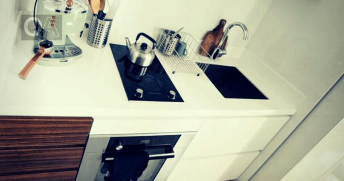 Arredare una cucina piccola coniugando estetica e praticità.