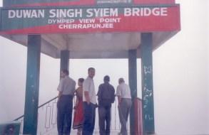 Duwan Singh Syiem Bridge, Cherrapunji
