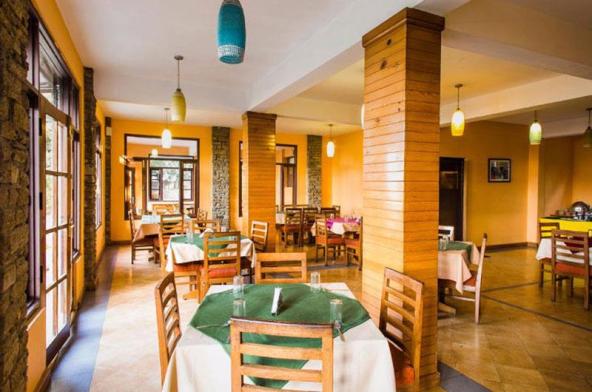 Food and Cuisine at Kasaar Jungle Resort