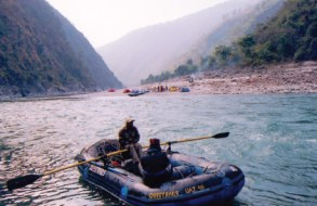 Adventure trip to Rishikesh(2)