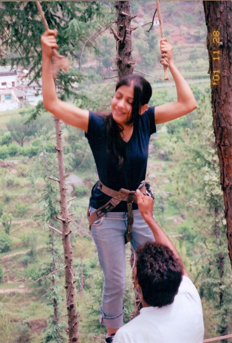 ropecourse adventure in india(14)