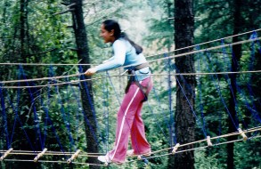 Ropecourse Adventure in India(15)