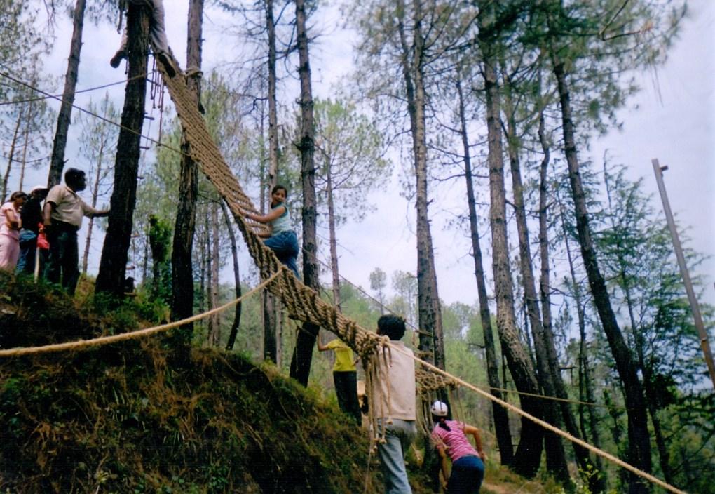 ropecourse adventure in india(17)