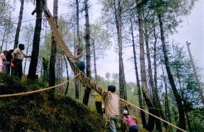 Ropecourse Adventure in India(17)