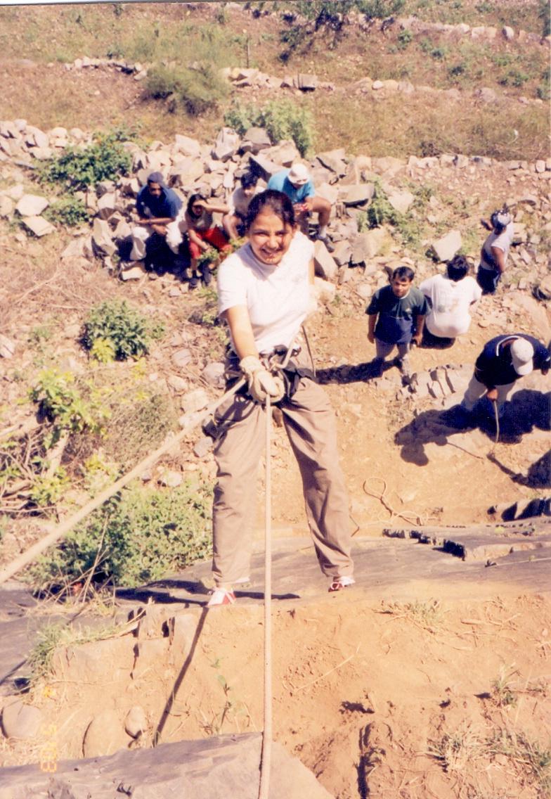ropecourse adventure in india(4)