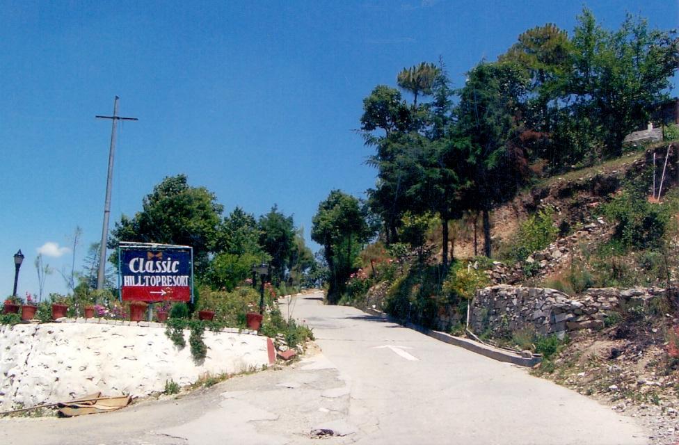 Classic Hilltop Resort