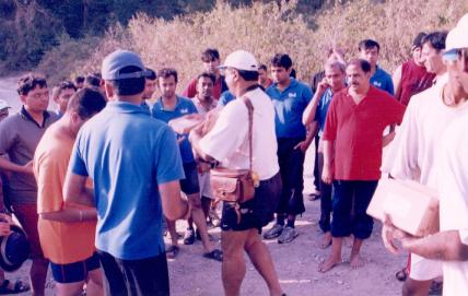 Rishikesh group tour(8)