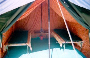 Camping in India(2)