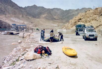 zanskar river rafting expedition(3)