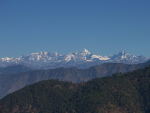 View from Chamba
