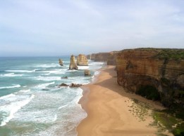The 12 Apostles on the 