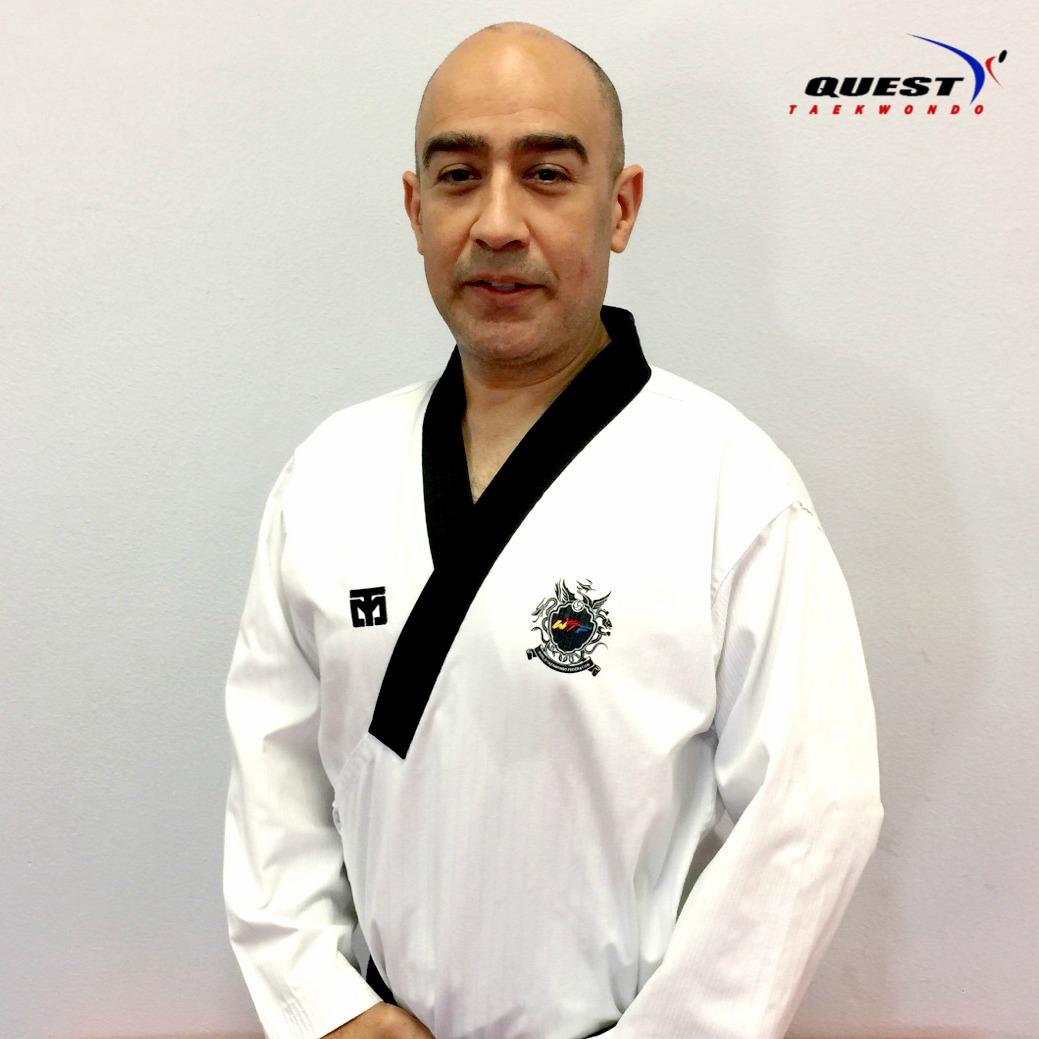 Master Danny Gonzalez