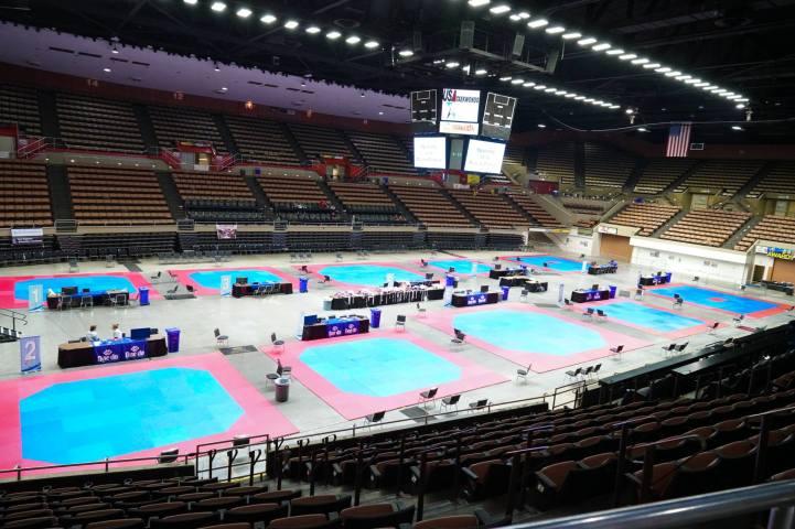 Selland Arena, Fresno, CA