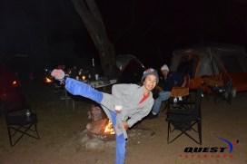 Jenic Enage at Lake Casitas, CA