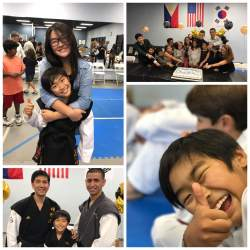 michael hwang black belt graduate