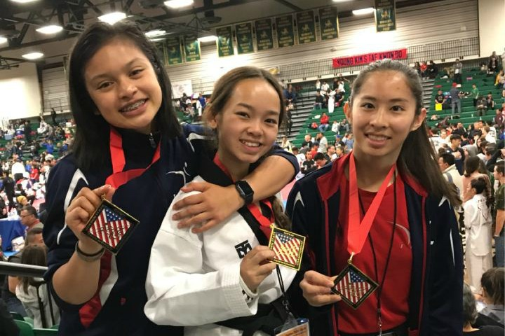 22nd Golden State Open Taekwondo Championship