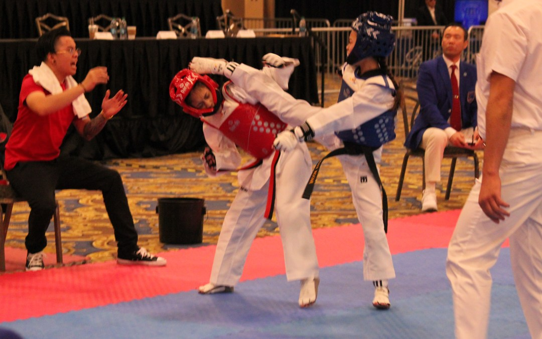 The 2018 US Open Taekwondo Championships