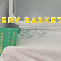 Basket Embelishment DIY