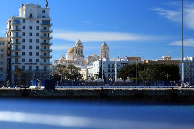 Зображення до уроку. Кадіс. Іспанія