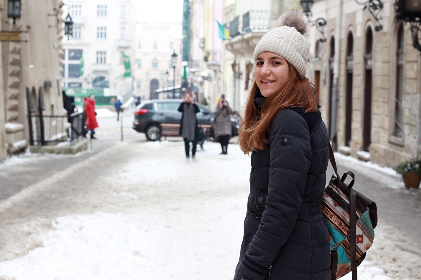 Лаура Рохас. Фото у Львові