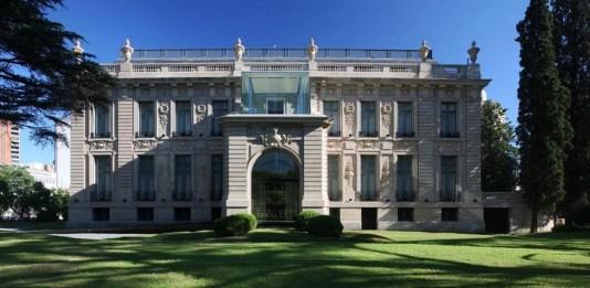 Fachada do Palácio Ferreyra