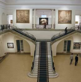Interior do Palácio Ferreyra