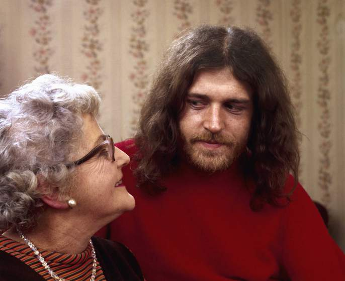 LIFE With Rock Stars and Their Parents