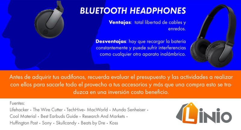 Bluetoth headphones