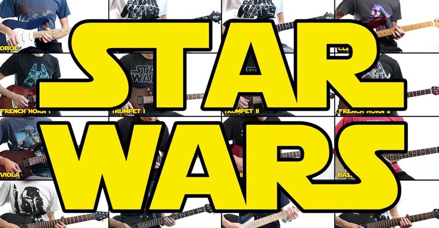 Starwars-Guitarra