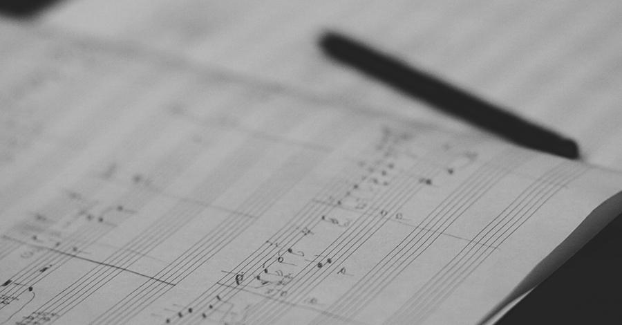 escribir musica
