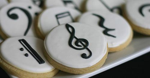galletas músicales
