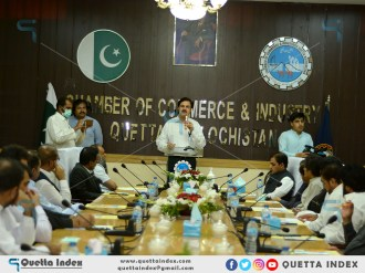 chamber of commerce conference quetta index 21