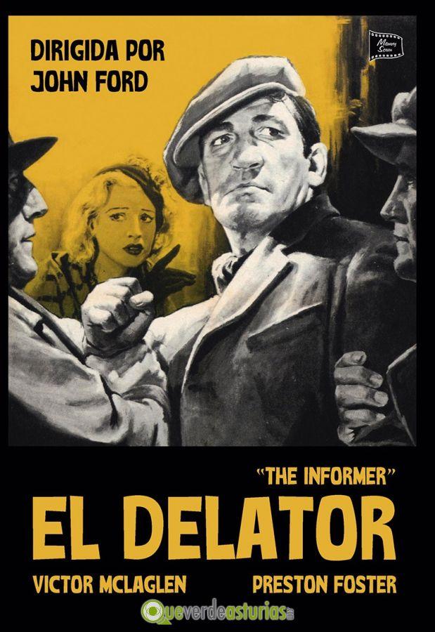 Resultado de imagen para El delator = The Informer