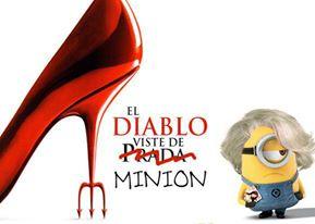El diablo se viste de Minion