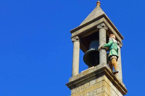 El Abuelo Mayorga, un símbolo de Plasencia