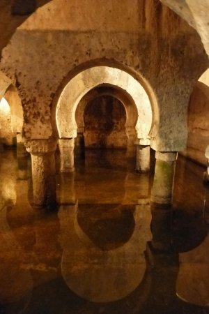 Aljibe árabe del Museo de Cáceres