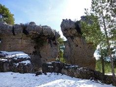 Amantes de Teruel en la Ciudad Encantada de Cuenca