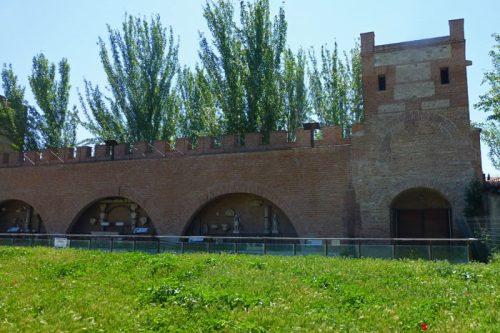 Antiquarium junto al Palacio Arzobispal de Alcalá de Henares