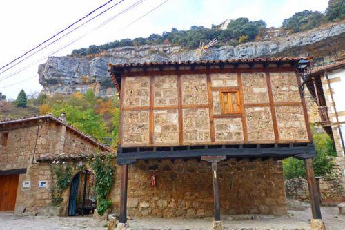 Arquitectura popular en la antigua aljama judía
