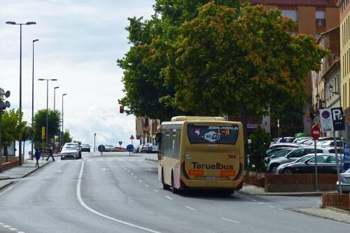 Autobús urbano de Teruel