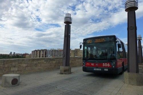 Autobús urbano de Zaragoza, cómo moverse por Zaragoza