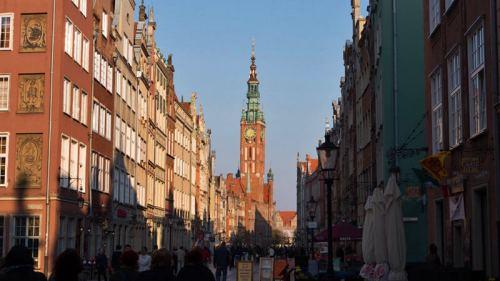 Ayuntamiento de Gdansk, una de las sedes del Museo Histórico (Muzeum Historyczne)